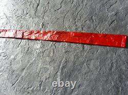1 Concrete Cement Slate Stone Step Stair pool Liner Edge Form Mold 3.5 x8ft New