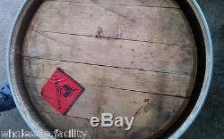 100 Vintage 1980s Authentic Jack Daniels Bourbon Whiskey Barrel Heads NO/STAMP