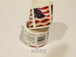 1000 USPS Forever Stamps, 10 Rolls of Flags for Only $39 Per Roll