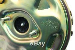 11 Delco Moraine Stamped Power Brake Booster 67-72 Chevelle, Camaro, Firebird