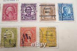 1922-25 US Stamp Very Rare 26 Collectible Scott Stamps. Attic treasure