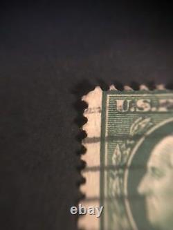 1922 George Washington 1c Stamp One Cent Extremely Rare US USA Postage #544