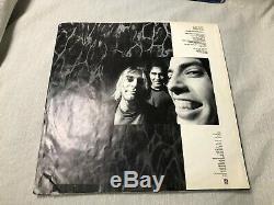 1991 Nirvana Nevermind LP Gold Stamp Promo Read Description DGC-24425 VG/G