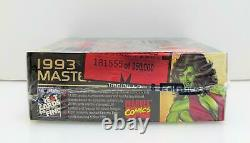 1993 MARVEL MASTERPIECES Trading Cards Box 36 Packs New Factory Sealed Skybox