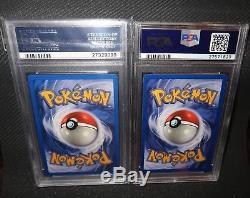 1999 Pokemon 1st Edition Jungle Pikachu & W Stamp Promo PSA 10 Gem Mint