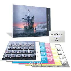 2020 US Stamp Mayflower in Plymouth Harbor Collector Set SC# 5524