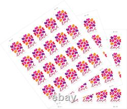 300 USPS Hearts Blossom Love Forever Stamps (15 Sheets of 20)