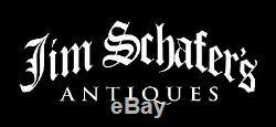 4 FOOT 1934 OLD CABIN STILL Kentucky Bourbon Stamp Sign Watch Video