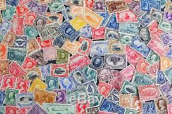 $400+ Catalog Value EARLY US Mint Unused Stamps from Old Collection MH MNH MNG