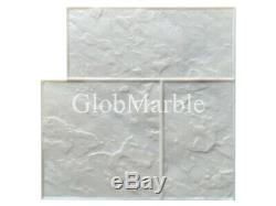 5 Pc Ashlar Stone SM 3005 Concrete Stamp Set Slate Stone Patio Stamping Mats