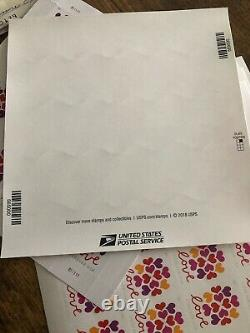 500 usps forever stamps 25 Sheets FREE Same Day Shipping Stamps US Lot