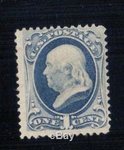 %75 OFF US Stamp 1879 Scott 192 CV$67,500.00 MNH, Dark Ultra, SpecialPrint, 1c
