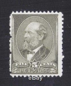 %75 OFF US Stamp 1882 Scott 205C CV$70,000.00 MNH, GrayBrown, SpecialPrint, 5c