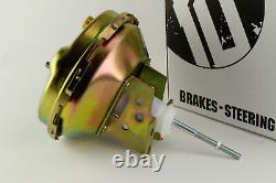 9 Power Brake Booster with Delco Moraine Stamp, 1964-66 GM A- Body's / Chevelle