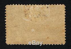 Affordable Genuine Scott #245 Vf Mint Og 1893 Black $5 Columbian Expo Issue