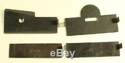 Antique WW1 U. S. Army Field Metal Stamping Dog Tag Kit, ORIGINAL WOOD BOX