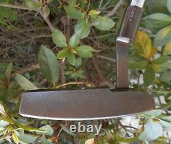 Black Lab Golf BL-1 USA Milled Putter in Awesome Oil Can Finish 355G head weight