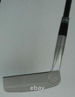 Black Lab Golf BL-360 Milled Putter 303 SS Black Shaft inspired by Miura KM-350