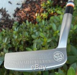 Black Lab Golf BL-360 Milled Small Blade Putter 303 SS inspired by Miura KM-008