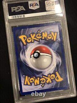 Blastoise 2/102 1ST EDITION PSA 9 Base Set SHADOWLESS HOLO THICK STAMP! CARD