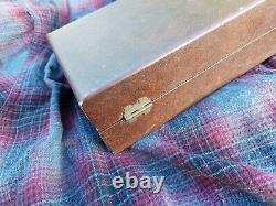 Buck Kalinga knife inverted tang stamp first production 1969-70 with original