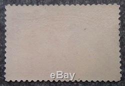 Buffalo Stamps, Scott #244, $4 Columbus Expo, Mint NH/OG & F/VF, CV = $7,250