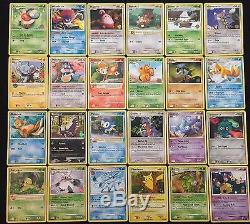 COMPLETE Countdown Calendar 24 Card Set SNOWFLAKE Stamped Pokemon Pikachu DP16