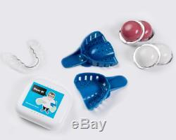 Clear Upper Teeth Aligner, Custom Made, Invisalign Style Teeth Aligners Online