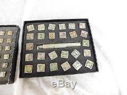 Craftool Ivan Midas Leather Stamping Tool set Animals figural stamps