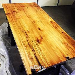 Crystal Clear Bar Table Top Epoxy Resin Coating For Wood Tabletop 6 Gallon Kit