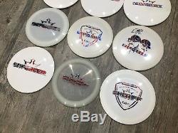 Dynamic Discs Flag Stamp Bag! Commander Disc Golf Rare New Enforcer EMac Truth