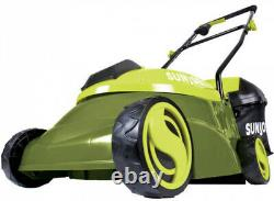 Electric Lawn Mower Cordless Battery Powered14 In. 28Vwith Battery Charger NEW