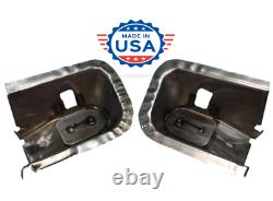 FOR 94 02 Dodge Ram 1500 2500 3500 Die Stamped Front Cab Mounts With Nutplates