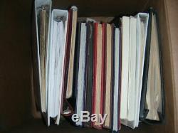 FREE Shipping US/WW, 1000'S & 1000's of Stamps, Covers, & others in 14 Cartons