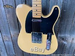 Fender American Vintage 52 Reissue Telecaster Great Condition O. Pallares Stamp