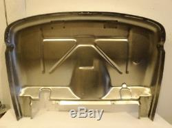 Ford Model A Smooth Stamped Steel Firewall 30,31 1930-1931 A1015BWO