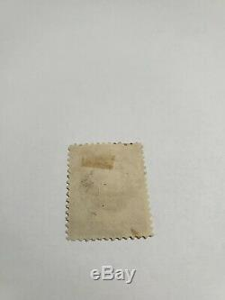 George washington rare 2 cent stamp fancy cancelled red brown rare (Lot #101S)