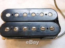 Gibson T Top Pickup Patent Stamp 1967 Vintage 1968 1969 1970 1971 USA 7.48kOhm