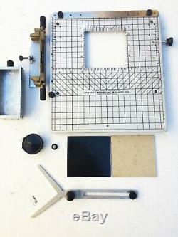 Howard Personalizer 45 Hot Foil Stamping Machine Type and Accessories