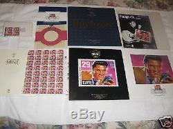 January 8,1993 Elvis Presley Usps Commemorative Edition