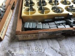 Kingsley Hot Foil Stamping Machine Single Double Triple Line. Letters Foils