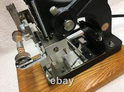 Kingsley Machine M-101 Multi-Line Machine Hot Foil Stamping Machine