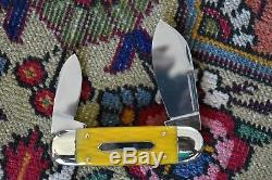 LV Knife Assoc Little Valley Knives Sunfish Quadruple Stamp Parker Case