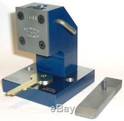 Locksmith Key Marking Tools Evers E6H Key Stamp Holder 3 Key Punch