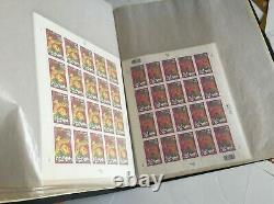 Lot ESTATE Unused LUNAR CHINESE NEW YEAR OF TIGER MONKEY FULL SHEET US STAMP AL2