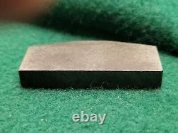 M1 Carbine Stamping Die Used at Winchester Plant to Mark A on Selector