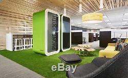 MP1 Single Person Indoor Sound Proof Office Booth