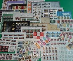 Mint 500 Assorted Mixed Designs FOREVER US PS Postage STAMPS. Face Value $245.00