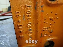 Mopar 440 Block Stamped 5.17.77