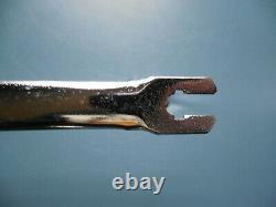 NOS 76 Chrome Stamped Ashtabula Forks BMX Old School
